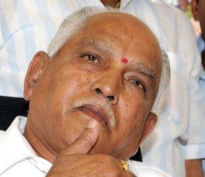 BJP wants Yeddyurappa to seek his return to party