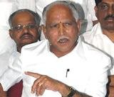 Dissidents refuse to meet Yeddyurappa