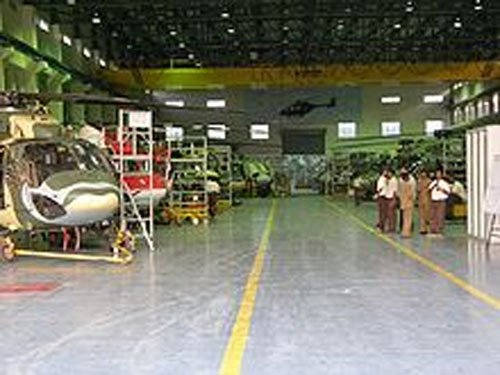 HAL delivers  aircraft ahead of schedule