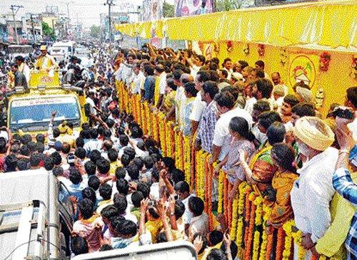 BJP-TDP ties face rough weather