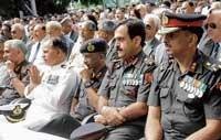 Yeddyurappa promises support to sainik welfare