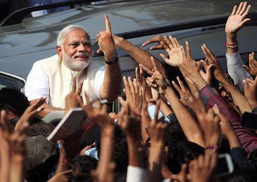 Minister wilt in Modi heat