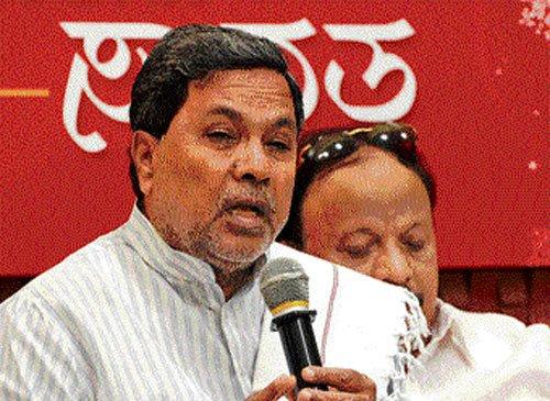 Siddaramaiah warns against indiscipline in bureaucracy