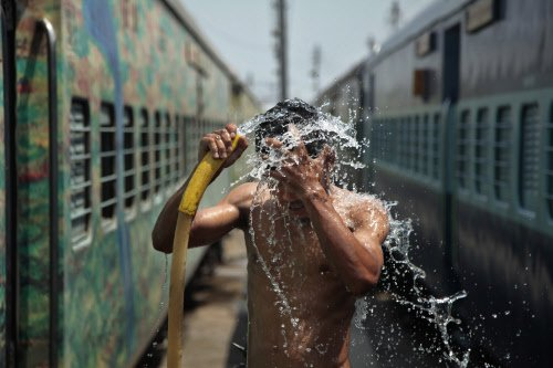 Heat wave claims 87 lives in AP