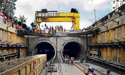 Namma Metro way ahead in tunnel safety