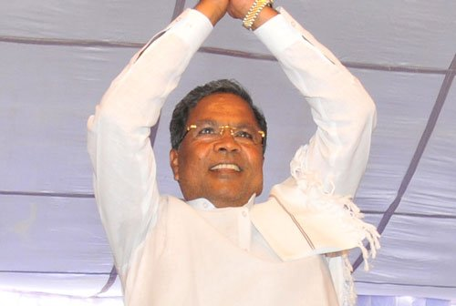 Siddaramaiah attributes bypoll victory to populist schemes