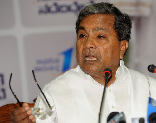 Centre avoided me on Guv's appointment: Siddaramaiah