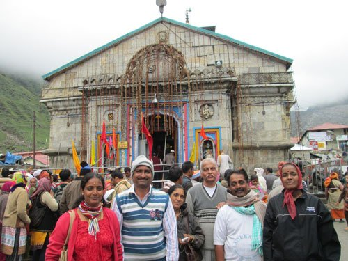 Kedarnath pilgrims to get weather updates on phone