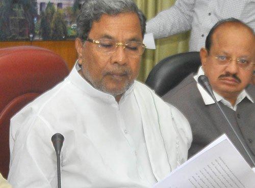BJP retracting on Siddu: DKS