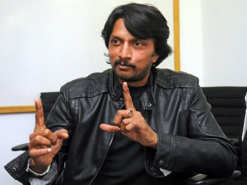 Sudeep to direct Kannada remake of 'Jigarthanda'
