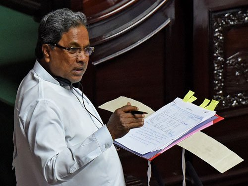 Siddaramaiah writes to HSR Layout residents promising action