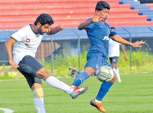10-man BFC rally to hold Ozone 1-1