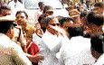 Video clip shows Karnataka CM Siddaramaiah slapping officer in public