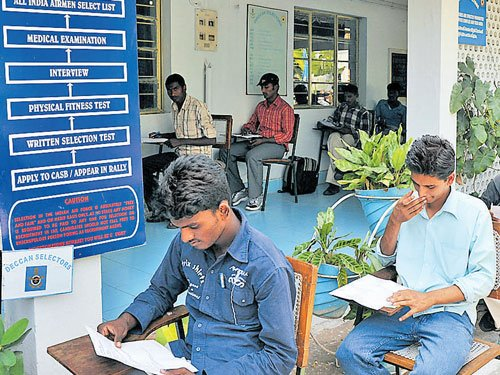 CUK plans it big for job aspirants in armed forces
