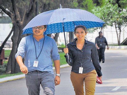Pre-monsoon delay adds heat to Bengaluru summer