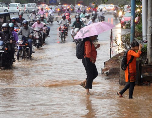 Rains in several parts of country give respite from heat