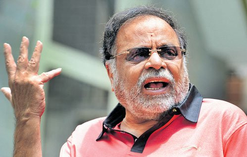 I'm not footwear to be used and thrown: Ambareesh