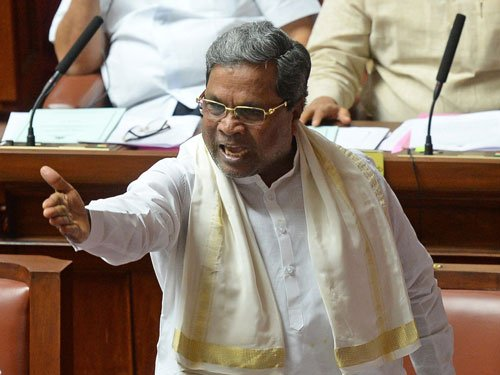 DySP suicide: Siddaramaiah attacks Oppn, rules out CBI probe
