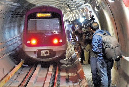 From today, board a Metro train every 6 minutes at peak hours