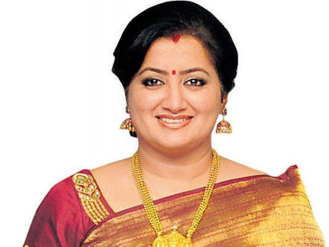 On my pinboard - Sumalatha Ambareesh