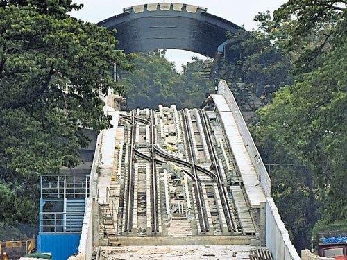 Namma Metro Phase 1 to miss November 1 deadline