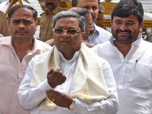 Will apprise SC about 'ground realities' on Cauvery: Siddaramaiah