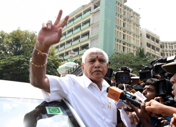 Plaint filed in trial court against Yeddyurappa in land scam cases, SC told