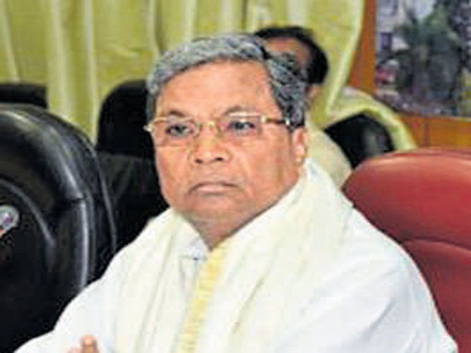 Siddaramaiah announces resurvey of disabled people