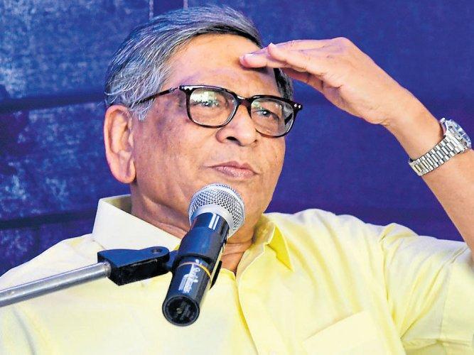 BJP woos Krishna; Yeddyurappato talk to former CM soon
