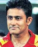 Dhoni's absence is an advantage for Royal Challengers: Kumble