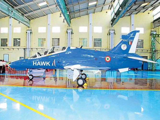 HAL prepares to make a big impact at Aero-India 2017