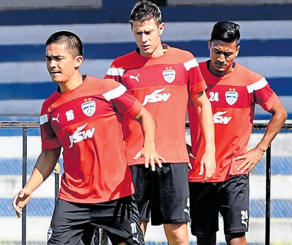 BFC look to arrest free fall