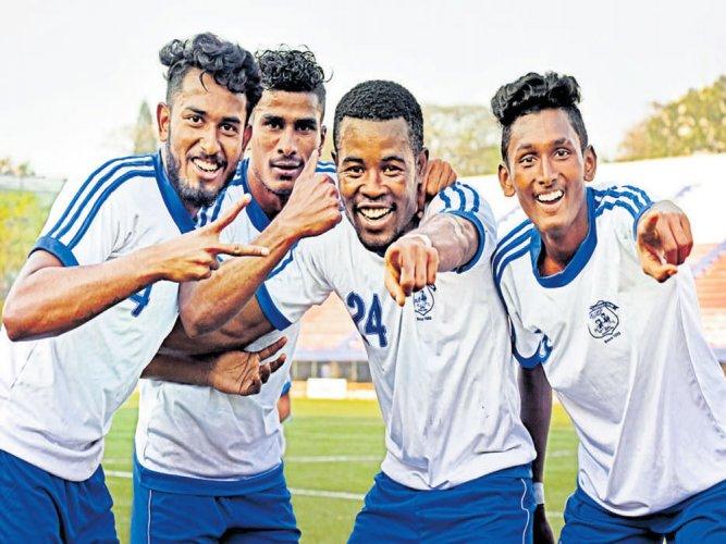 Naveen's strike downs BFC reserves