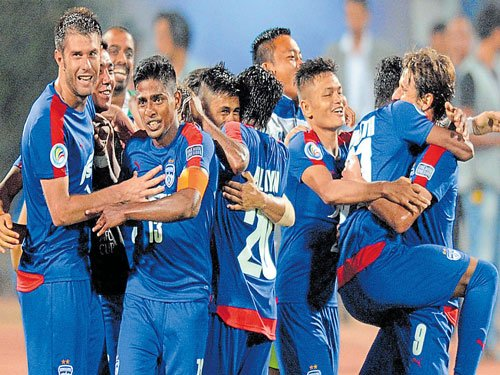 BFC beat Bagan 2-1 In AFC Cup match