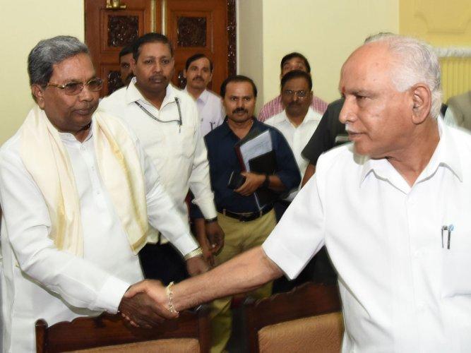 Bypolls, a high-stakes battle for Siddaramaiah, Yeddyurappa