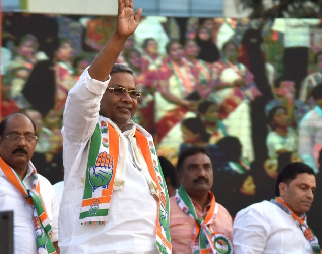 I will be the CM for next term: Siddaramaiah
