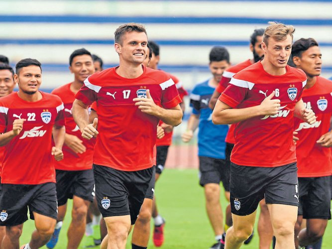 BFC look to keep winning
