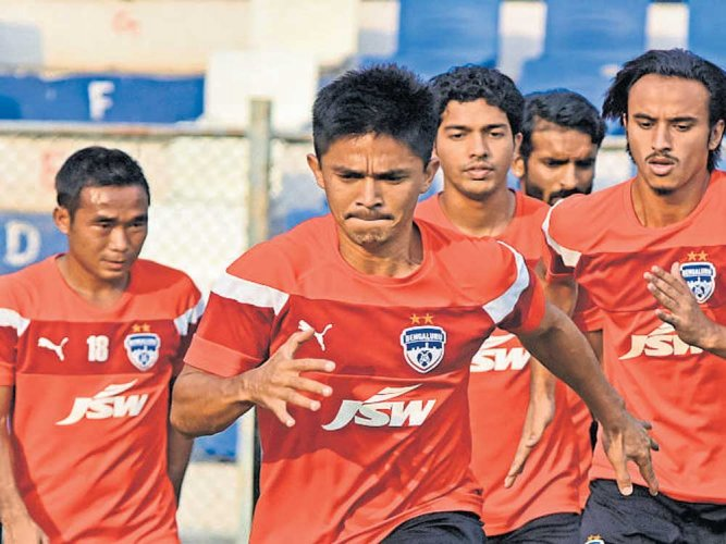 BFC look to sign-off on high