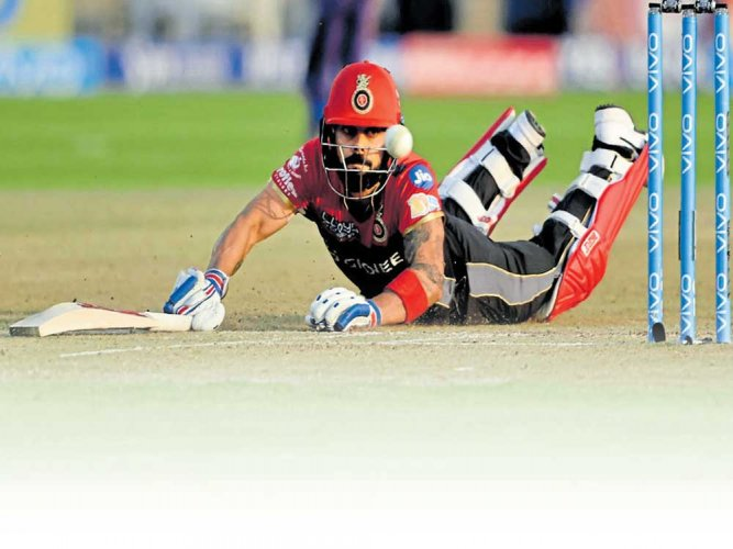 It's all over for Royal Challengers