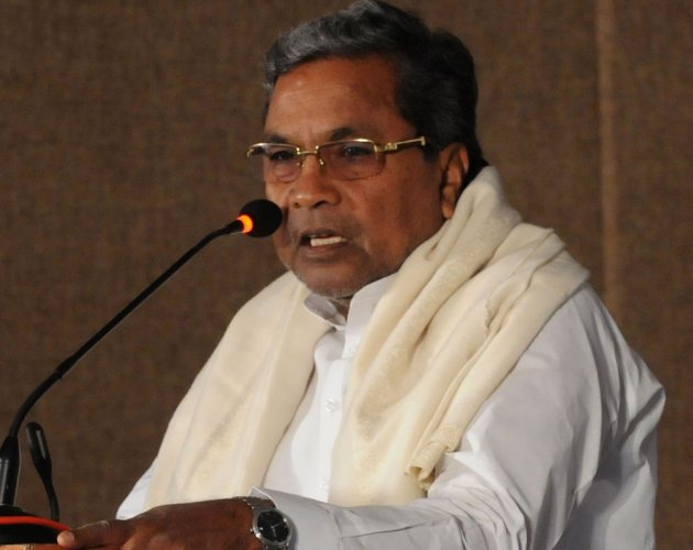 Siddaramaiah requests PM to waive crop loans of farmers