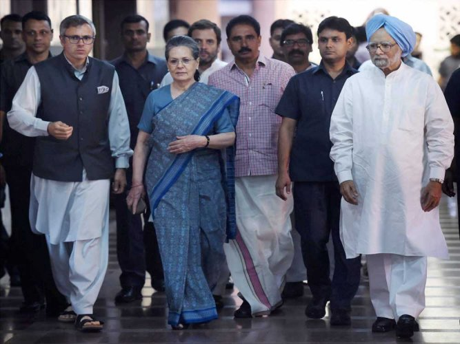 Monsoon session from tomorrow, Opposition set to raise heat