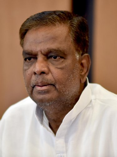 Siddaramaiah is not secular, he is casteist: Prasad