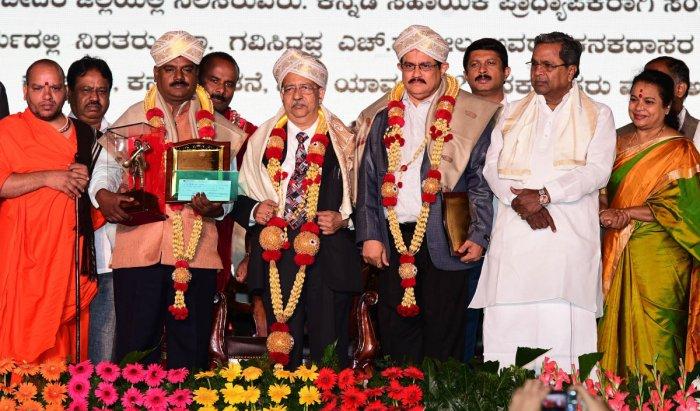 Govt will translate Dasa Sahitya, says Siddaramaiah