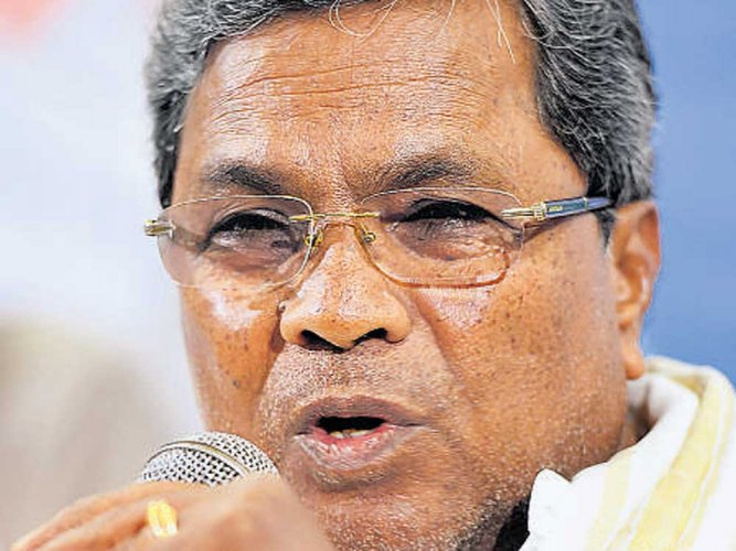Plaint against Siddaramaiah in CBI court over renewing mining lease
