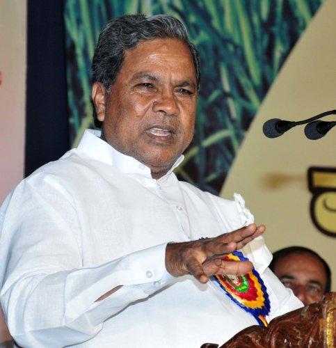 I am ready for a debate with BJP critics: Siddaramaiah
