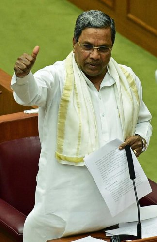 BJP will fall flat on its face with 'Mission 150' goal: CM Siddaramaiah