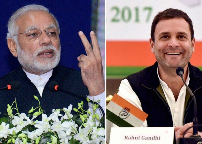 PM Modi, Rahul Gandhi to be back in Guj as poll heat rises