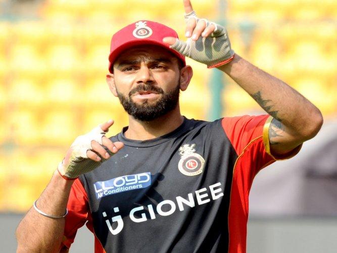 RCB retains Virat Kohli for a record Rs 17 crore for upcoming IPL season
