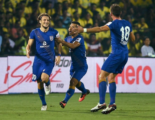 Mumbai eye revenge against BFC