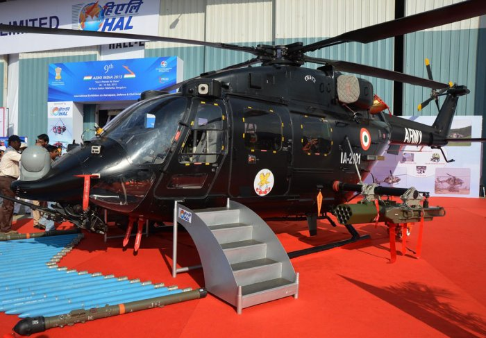 R-Day fete: HAL's Rudra to debut; special tune for Arjan Singh